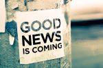 good news by Jon Tyson on Unsplash.com